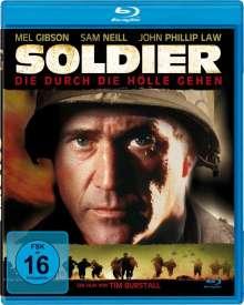 Soldier - Die durch die Hölle gehen (Die grünen Teufel vom Mekong) (Blu-ray), Blu-ray Disc