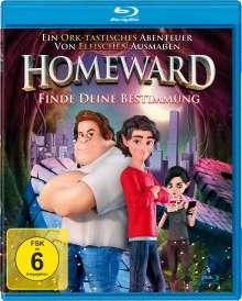 Homeward (Blu-ray), Blu-ray Disc