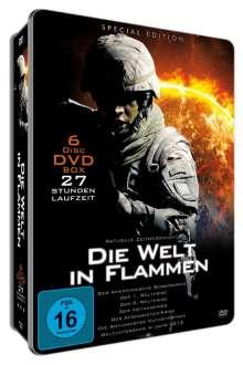 Die Welt in Flammen (Deluxe Metallbox), 6 DVDs