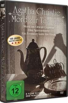 Agatha Christie - Mord zur Tea Time (3 Filme auf 2 DVDs), 2 DVDs