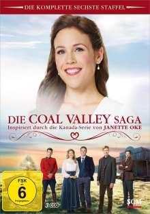 Die Coal Valley Saga Staffel 6, 3 DVDs