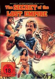 The Secret of the Lost Empire, DVD