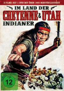 Im Land der Cheyenne und Utah Indianer (3 Filme), DVD
