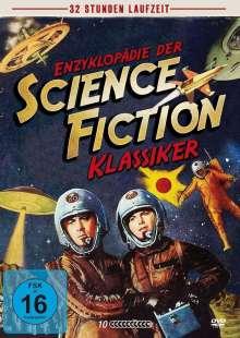 Enzyklopädie der Science Fiction Klassiker (23 Filme auf 10 DVDs), 10 DVDs