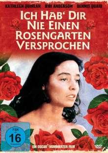 Ich hab' dir nie einen Rosengarten versprochen, DVD
