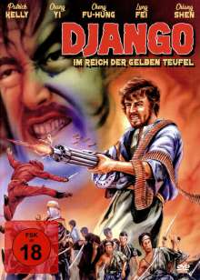 Django im Reich der gelben Teufel, DVD