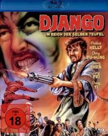 Django im Reich der gelben Teufel (Blu-ray), Blu-ray Disc