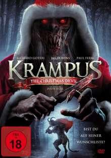Krampus - The Christmas Devil, DVD