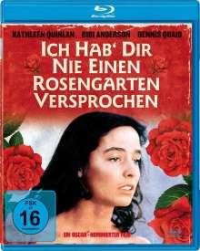 Ich hab' dir nie einen Rosengarten versprochen (Blu-ray), Blu-ray Disc