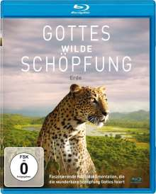 Gottes Wilde Schöpfung: Erde (Blu-ray), Blu-ray Disc