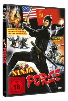 Ninja Force, DVD