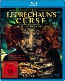 The Leprechaun's Curse - Der Fluch des Kobolds (Blu-ray), Blu-ray Disc