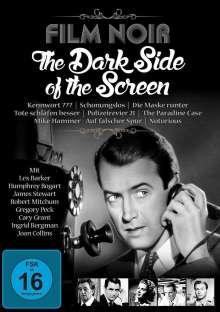 Film Noir - The Dark Side of the Screen (8 Filme auf 3 DVDs), 3 DVDs