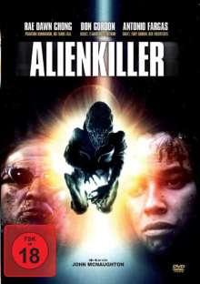 Alienkiller, DVD