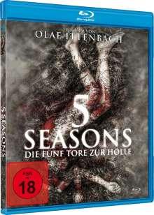 5 Seasons - Die fünf Tore zur Hölle (Blu-ray), Blu-ray Disc