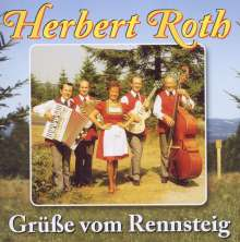 Herbert Roth: Grüße vom Rennsteig, CD