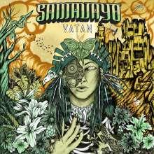 Samavayo: Vatan, CD