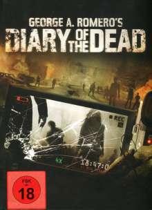 Diary of the Dead (Blu-ray & DVD im Mediabook), Blu-ray Disc