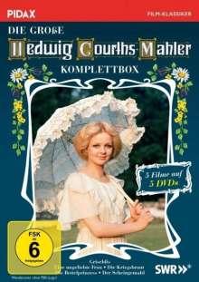 Die große Hewig Courths-Mahler Komplettbox, 5 DVDs