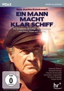 Ein Mann macht klar Schiff (Komplette Serie), 2 DVDs