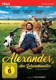 Alexander, der Lebenskünstler, DVD