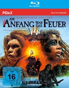 Am Anfang war das Feuer (Blu-ray), Blu-ray Disc