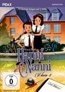Hanni und Nanni Vol. 2, 2 DVDs