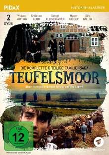 Teufelsmoor (Komplette Serie), 2 DVDs