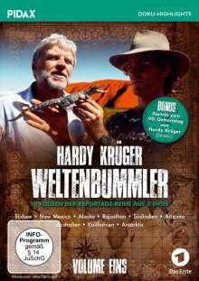 Hardy Krüger - Weltenbummler Vol. 1, DVD