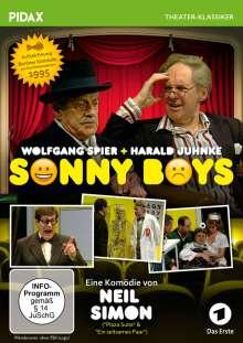 Sonny Boys, DVD