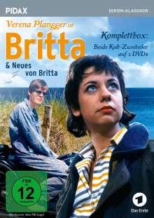 Britta / Neues von Britta, 2 DVDs