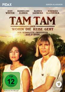 Tam Tam oder Wohin die Reise geht, 2 DVDs