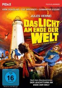 Das Licht am Ende der Welt, DVD