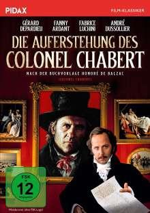 Die Auferstehung des Colonel Chabert, DVD