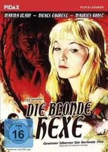 Die blonde Hexe, DVD