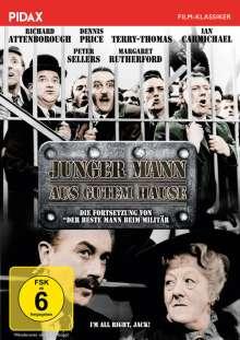 Junger Mann aus gutem Hause, DVD