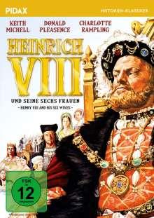 Heinrich VIII. und seine sechs Frauen, DVD