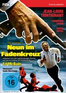 Neun im Fadenkreuz, DVD