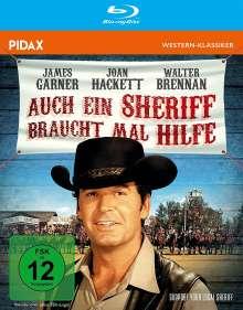 Auch ein Sheriff braucht mal Hilfe (Blu-ray), Blu-ray Disc