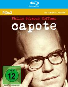 Capote (Blu-ray), Blu-ray Disc