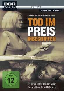 Tod im Preis inbegriffen, DVD