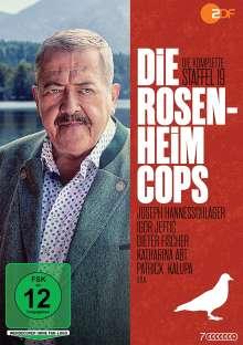 Die Rosenheim-Cops Staffel 19, 7 DVDs