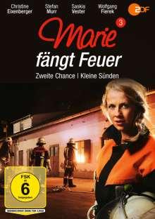 Marie fängt Feuer 3: Zweite Chance / Kleine Sünden, DVD