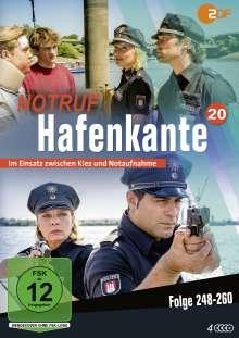 Notruf Hafenkante Vol. 20 (Folgen 248-260), 4 DVDs