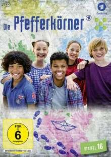 Die Pfefferkörner Staffel 16, 2 DVDs