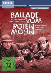 Ballade vom roten Mohn, DVD