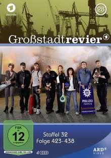Großstadtrevier Box 28 (Staffel 32), 4 DVDs
