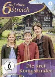 Sechs auf einen Streich - Die drei Königskinder, DVD