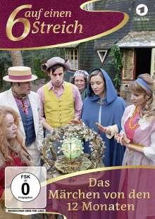Sechs auf einen Streich - Das Märchen von den 12 Monaten, DVD