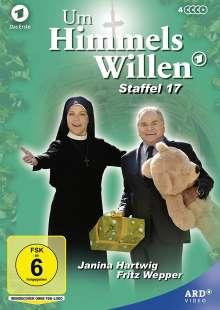 Um Himmels Willen Staffel 17, 4 DVDs